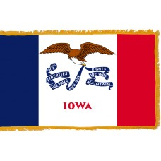 Iowa Flag Indoor Nylon