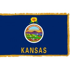Kansas Flag Indoor Nylon