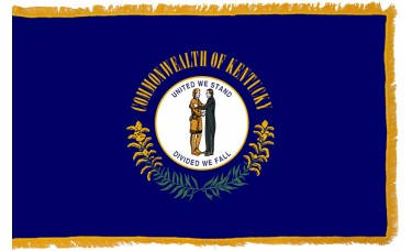 Kentucky Flag Indoor Nylon