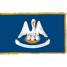 Louisiana Flag Indoor Nylon