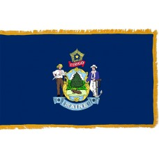 Maine Flag Indoor Nylon