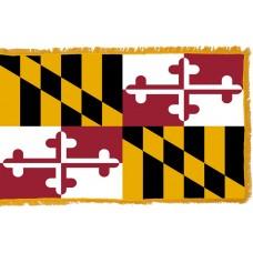 Maryland Flag Indoor Nylon