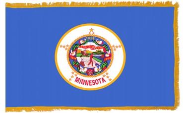 Minnesota Flag Indoor Nylon