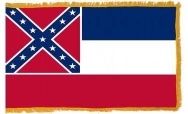 Mississippi Flag Indoor Nylon
