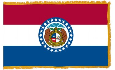 Missouri Flag Indoor Nylon