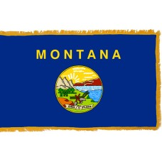 Montana Flag Indoor Nylon