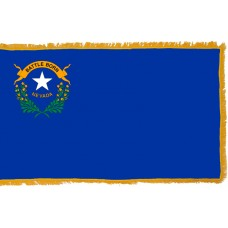Nevada Flag Indoor Nylon