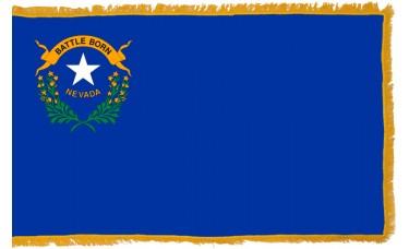 Nevada Flag Indoor Nylon