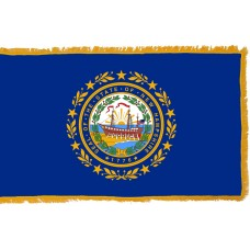 New Hampshire Flag Indoor Nylon