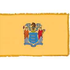 New Jersey Flag Indoor Nylon