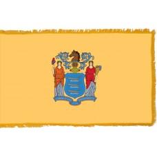 New Jersey Flag Indoor Nylon