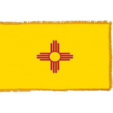New Mexico Flag Indoor Nylon