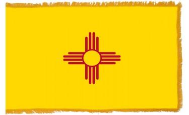 New Mexico Flag Indoor Nylon