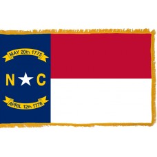 North Carolina Flag Indoor Nylon