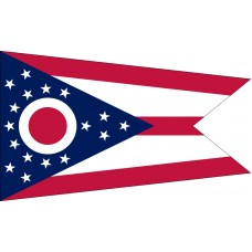 Ohio Flag Indoor Nylon