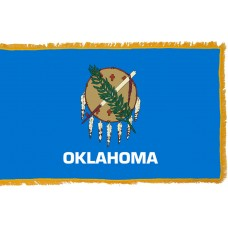 Oklahoma Flag Indoor Nylon