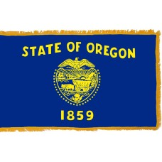 Oregon Flag Indoor Nylon
