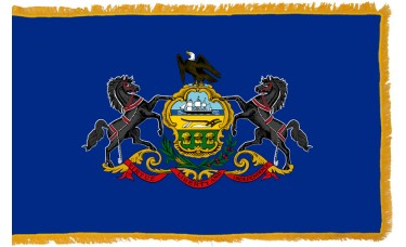 Pennsylvania Flag Indoor Nylon