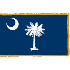 South Carolina Flag Indoor Nylon