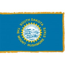 South Dakota Flag Indoor Nylon