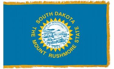 South Dakota Flag Indoor Nylon