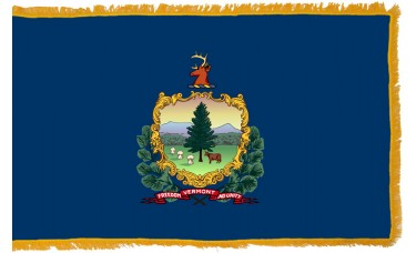 Vermont Flag Indoor Nylon