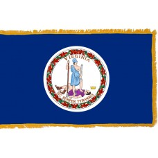 Virginia Flag Indoor Nylon