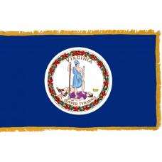 Virginia Flag Indoor Nylon