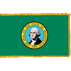Washington Flag Indoor Nylon