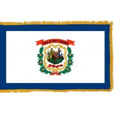 West Virginia Flag Indoor Nylon