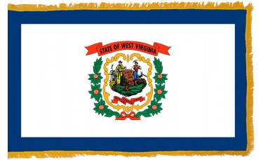 West Virginia Flag Indoor Nylon