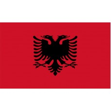 Albania Flag Outdoor Nylon