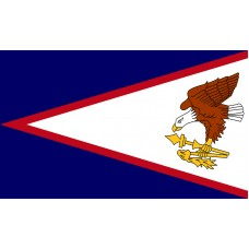 American Samoa Flag Outdoor Nylon
