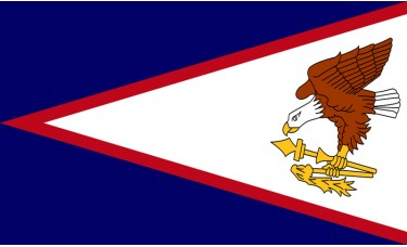 American Samoa Flag Outdoor Nylon