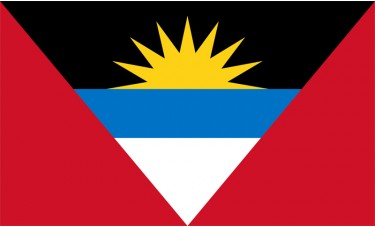 Antigua & Barbuda Flag Outdoor Nylon