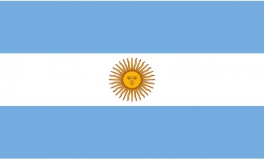 Argentina Flag Outdoor Nylon