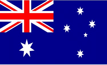 Australia Flag Outdoor Nylon