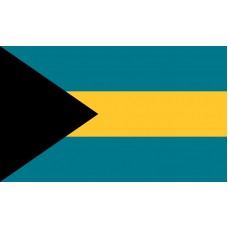 Bahamas Flag Outdoor Nylon