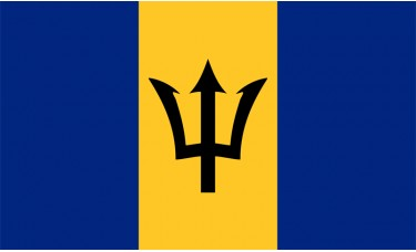 Barbados Flag Outdoor Nylon