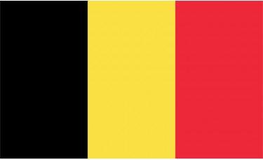 Belgium Flag Outdoor Nylon