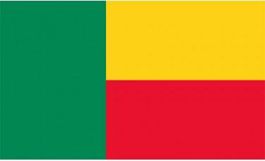 Benin Flag Outdoor Nylon