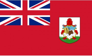 Bermuda Flag Outdoor Nylon