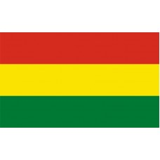 Bolivia Flag Outdoor Nylon