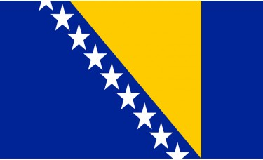 Bosnia-Herzegovina Flag Outdoor Nylon