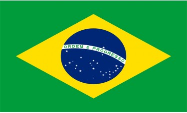 Brazil Flag Outdoor Nylon