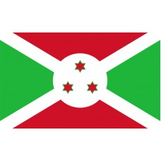Burundi Flag Outdoor Nylon