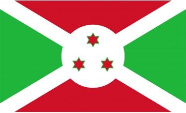 Burundi Flag Outdoor Nylon