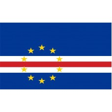 Cape Verde Flag Outdoor Nylon