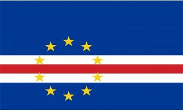 Cape Verde Flag Outdoor Nylon