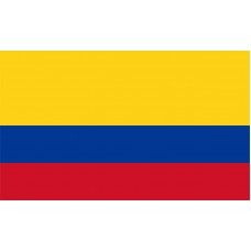 Colombia Flag Outdoor Nylon